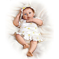 Aria Breathing Baby Doll