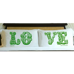 Love Connection Personalized Pillow Cases
