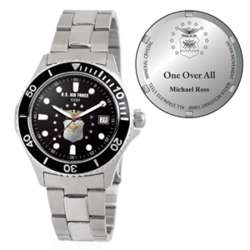 Men's U.S Air Force Honor Stainless Steel Watch