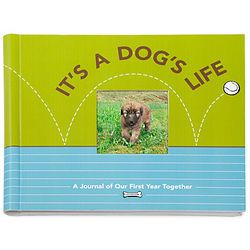 It's a Dog's Life Photo Album and Journal