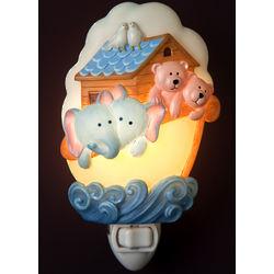 Noah's Ark Night Light