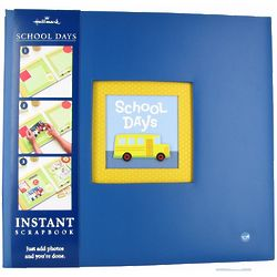 School Days Instant Scrapbook