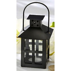 Mini Lantern Tea Light Holder
