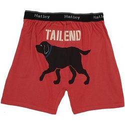 Punny Animal Tail End Boxers