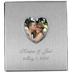 Heart Frame Photo Album