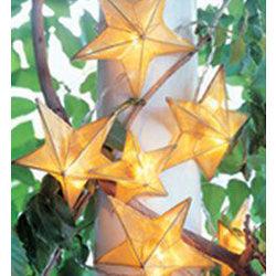 Gold Star-Line Lights