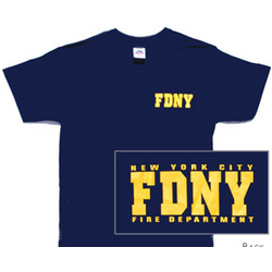 New York Fire Department T-Shirt