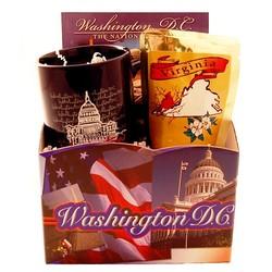Breakfast in Washington DC Gift Basket