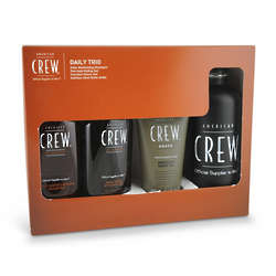 American Crew Classic Trio with Water Bottle