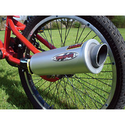 Turbospoke Bike Exhaust System Toy