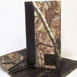 John Deere Realtree Checkbook Holder