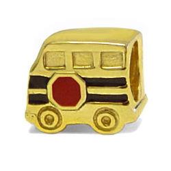 School Bus Charm