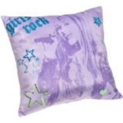 Hannah Montana Girls Rock Plush Pillow