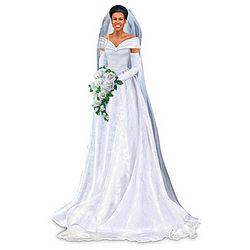 Michelle Obama Graceful Bride Figurine