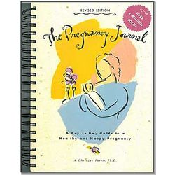 The Pregnancy Journal Hardcover Book