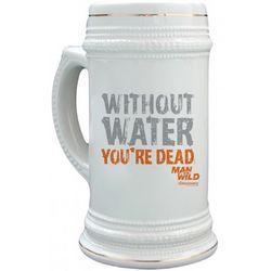 Man Vs. Wild Without Water Stein