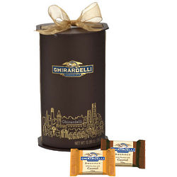 Ghirardelli Chocolate Squares in San Francisco Skyline Gift Box