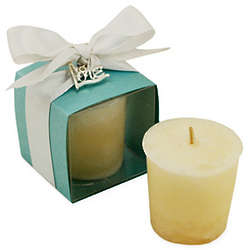 Love Votive Candle Favor