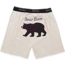 Punny Animal Bear Bum Boxers