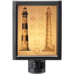 Lighthouse Architectural Sketch Nightlight