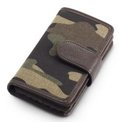 Camouflage iPhone Wallet