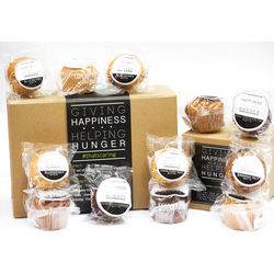 Homemade Muffin Gift Box