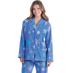Flakey Flannel Pajamas for Women