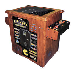 Pac Man Arcade Game Cocktail Table