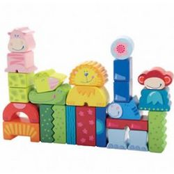 Eeny Meny Miny Zoo Building Blocks