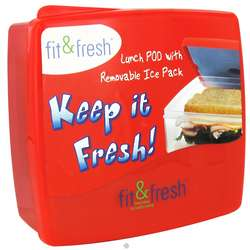 Kids Lunch Pod With Removable Ice Pack