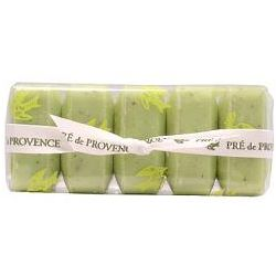 Luxury Guest Soaps in Lime Zest