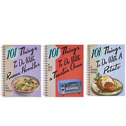 101 Things To Do Books