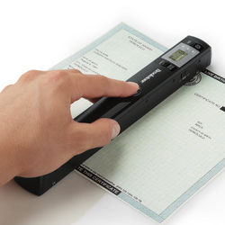 Wi-Fi Portable Document and Photo Scanner