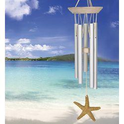 Starfish Aluminum Wind Chime