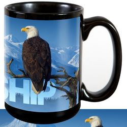 Leadership Eagle Ceramic Mug