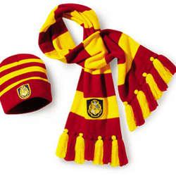 Harry Potter Gryffindor™ Scarf and Hat Set