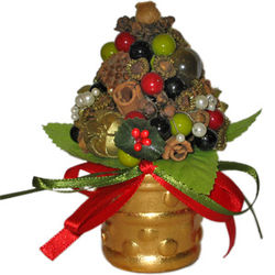 Naturally Scented Mini Christmas Tree
