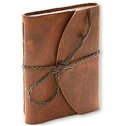 Leather Presentation Book 5 x 7