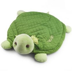 Turtle Baby Belly Mat