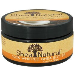 Coconut Ginger Whipped Shea Butter