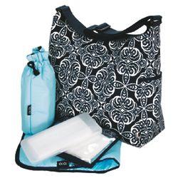 Designer Moroccan Hobo Diaper Bag
