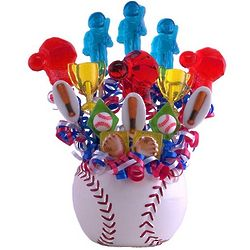 Grand Slam Lollipop Bouquet