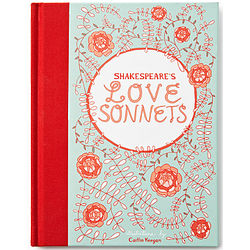 Shakespeare's Love Sonnets Book