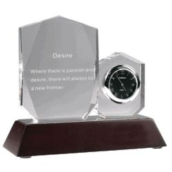 Desire and Passion Inspirational Desk Sculpture