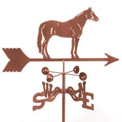 Quarter Horse Weathervane