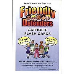 Friendly Defender Catholic Flash Cards