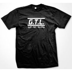 G.T.L. Gym, Tan, Laundry Jersey Shore T-Shirt