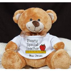 Beary Special Teacher Plush Teddy Bear