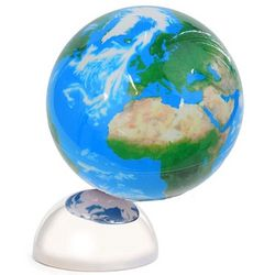 Magnetic Globe 5 Inch 3D Model