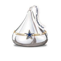 Hershey's Kisses Dallas Cowboys Music Box